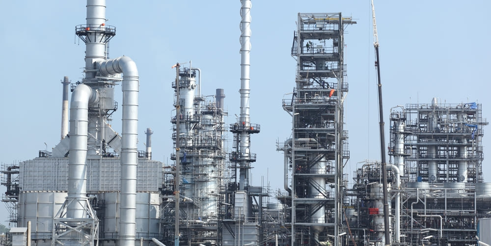 Structural engineering projects for the oil & gas sector